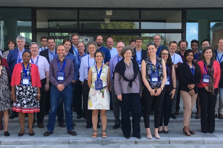 GEOGLAM-CEOS Workshop on Data and Systems Requirements for Operational Agricultural Monitoring, hosted at the Joint Research Centre of the European Commission in Ispra, Italy