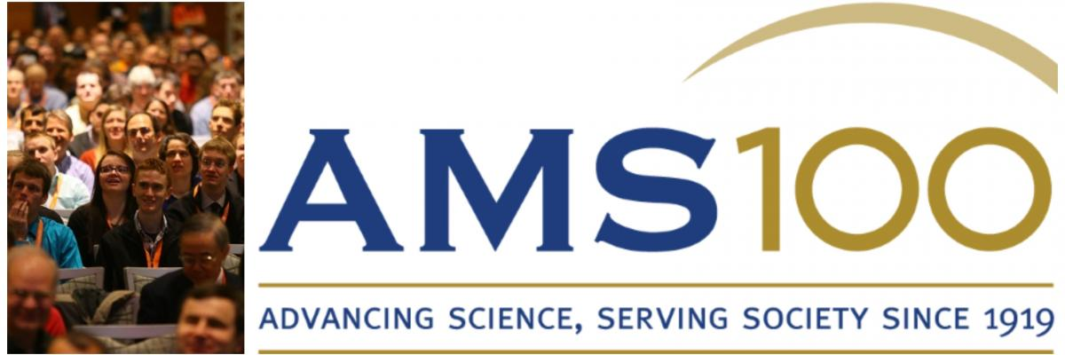 American Meteorological Society (AMS) 100th Annual Meeting