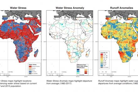 Famine Early Warning System Network (FEWS NET) Land Data