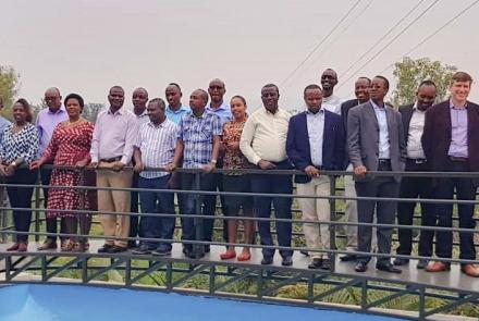 Participants of the Rwanda National Crop Monitor Training, 4th to 8th March 2019 in Kigali, Rwanda.