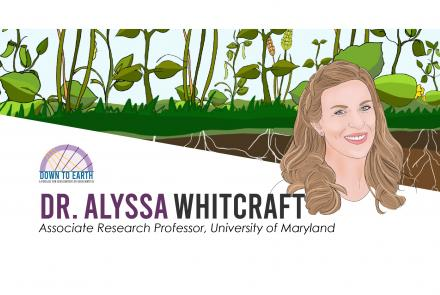 Text: Alyssa Whitcraft Associate Research Professor, University of Maryland College Park